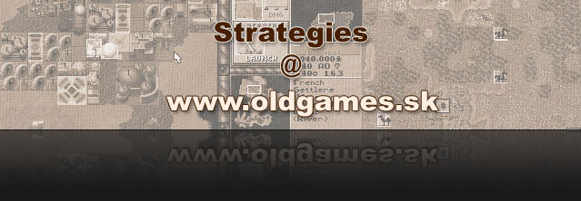 Strategy OldGames